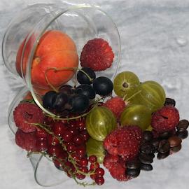 multicolor fruits by LADOCKi Elvira - Food & Drink Fruits & Vegetables