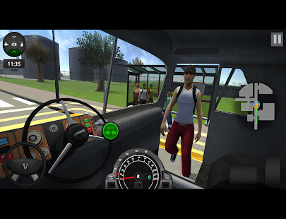 City Bus Simulator 2016 Screenshot