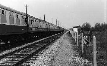 Photo: Onwards to Moreton (May 1973