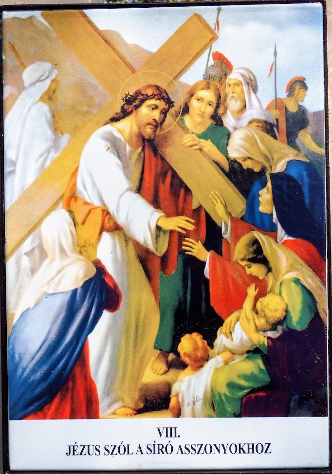 Gersekarát - Szent Kereszt felmagasztalása rk. templom és keresztút