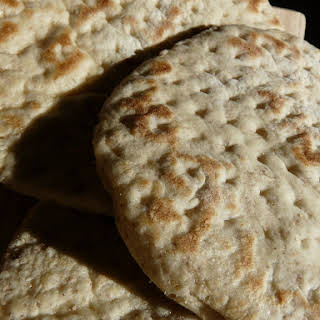 Swedish Bread Biscuits.
