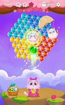 可愛いネコのバブルシューター ねこはほんとかわいいのおすすめ画像4