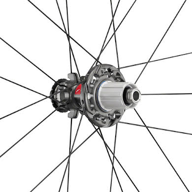 Fulcrum Speed 40 DB Wheelset - 700, 12 x 100/142mm, HG 11, Center-Lock, 2-Way Fit alternate image 3
