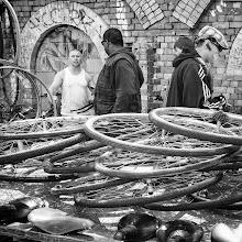 Photo: London #49 - dubious spare parts  #street #streetphotography #shootthestreet #blackandwhite #blackandwhitephotography #bw #monochrome #london