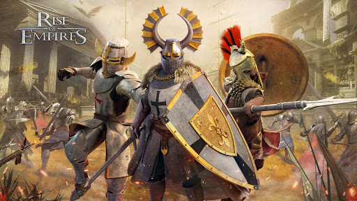 Télécharger Rise of Empires: Ice and Fire mod apk screenshots 1