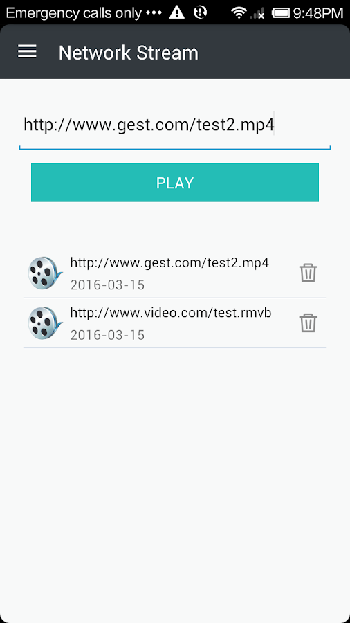 Video Player Premium- screenshot