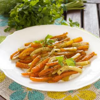 Roasted Root Vegetable Fries