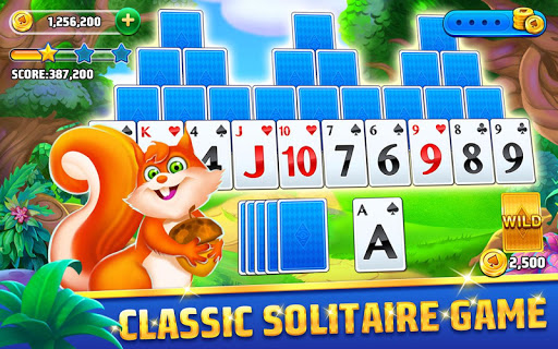 Solitaire TriPeaks Journey - Free Card Game 1.774.1 APK MOD screenshots 1