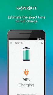 Kaspersky Battery Life: Saver & Booster- screenshot thumbnail