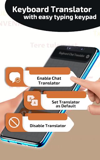 Chat Translator Keyboard u2013 Translate from Keyboard screenshots 1