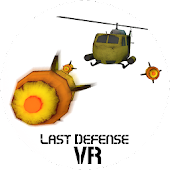 Last Defense VR Demo