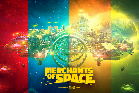 Merchants of Space Imagen do Jogo