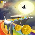 Temple Unicorn Run 3D icon