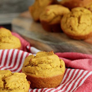 Sweet Potato Muffins with Chinese Five Spice – Vegan + G-Free.