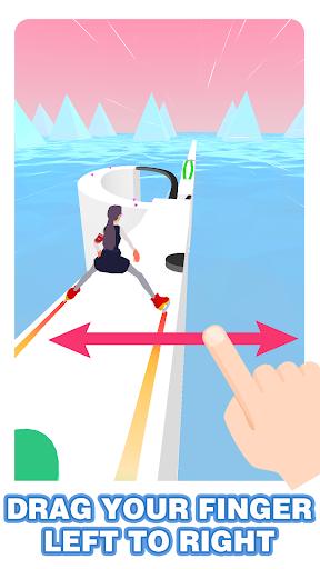 Flying Skateboard apklade screenshots 2