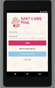 BabynKids Pink screenshot 10