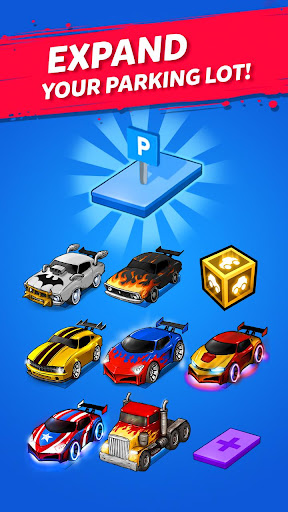 Merge Battle Car: Best Idle Clicker Tycoon game filehippodl screenshot 10