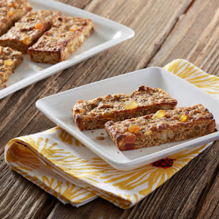 Coconut Flax Crunch Energy Bar