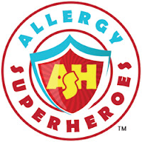 Allergy Superheroes LLC logo