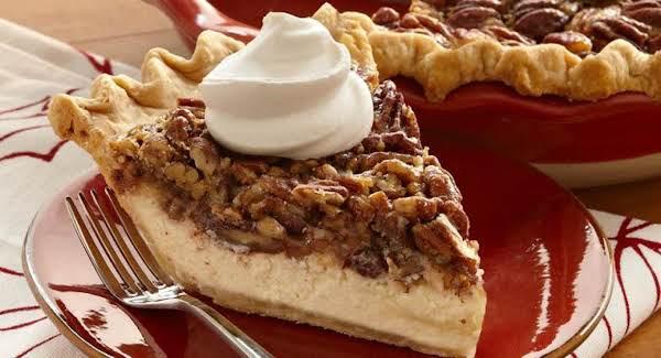 Decadent Cheesecake Pecan Pie Recipe