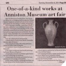 Photo: The Anniston Star, 2011 November 6