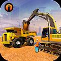 Real Excavator Construction Crane Driving 2020 APK