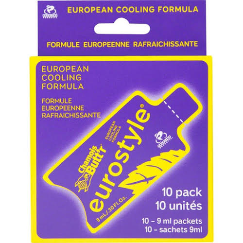 Paceline Chamois Butt'r Eurostyle Packet, Box of 10