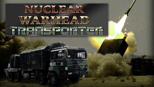 Nuclear Warhead Transporter
