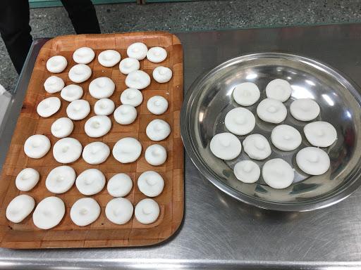 1100119一二年級客家美食 牛汶水