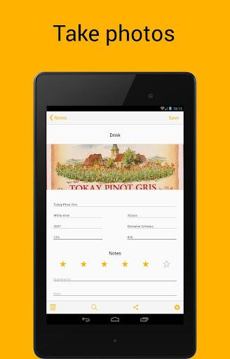 玩免費生活APP|下載Tasting Notes app不用錢|硬是要APP