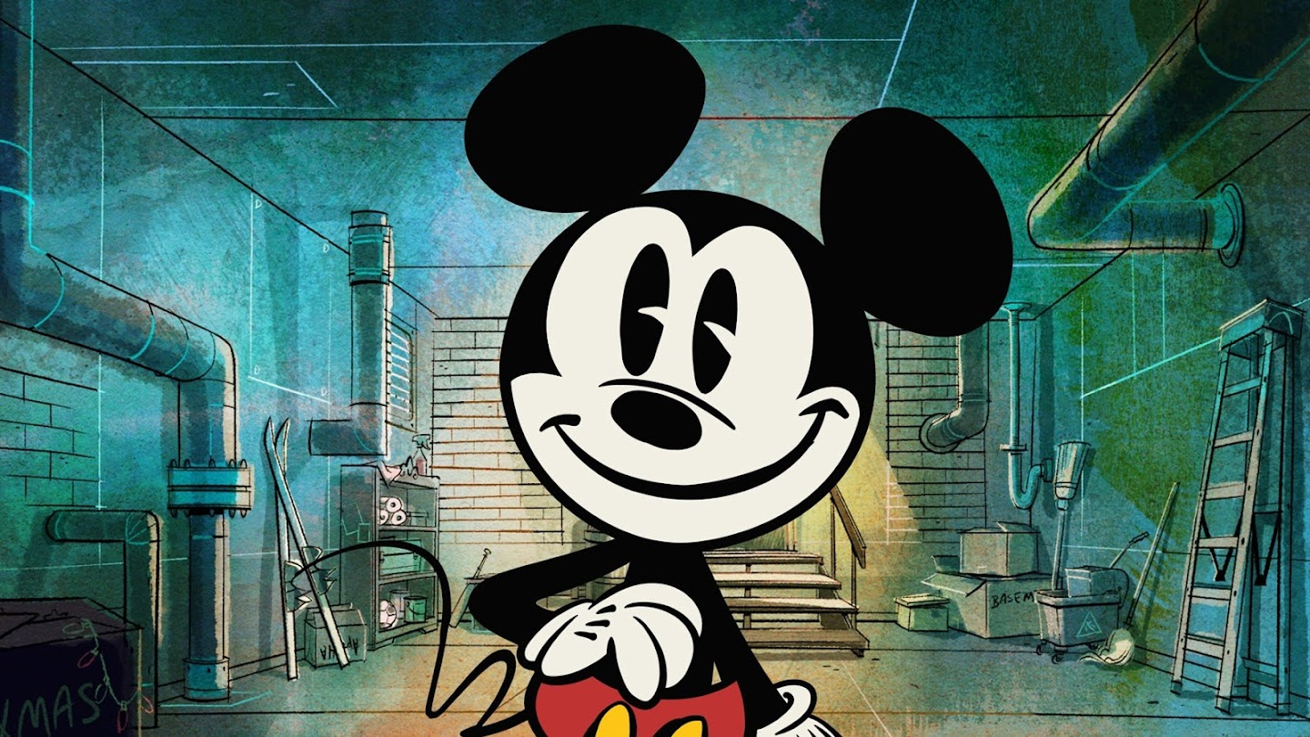 Watch Mickey Mouse live