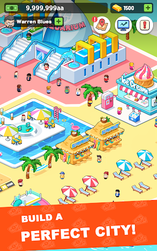 Idle investor tycoon- Build your city filehippodl screenshot 8