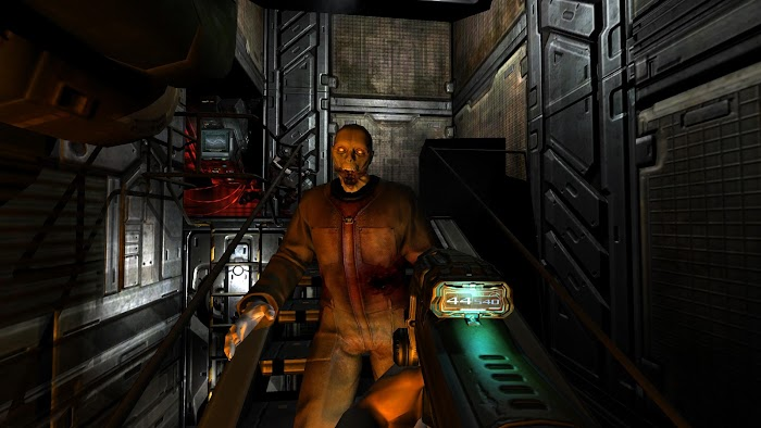 Doom 3 : BFG Edition - screenshot