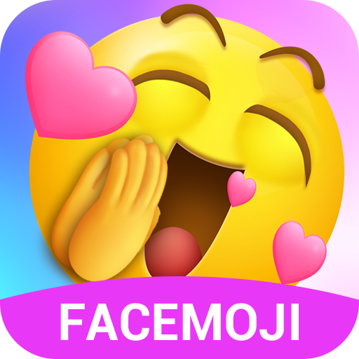 Funny Emoji Stickers&Cool,Cute Emojis for Android Icon
