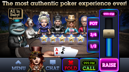 Fresh Deck Poker - Live Holdem- screenshot thumbnail