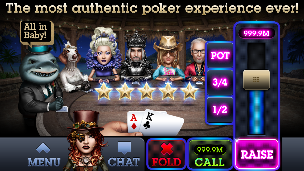 Fresh Deck Poker - Live Holdem- screenshot