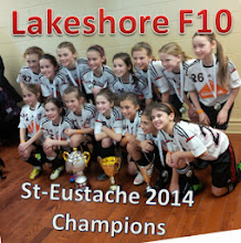 Photo: F10 St-Eustache Indoor Tournament Champs
