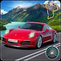 Speed car racer jeu. icon