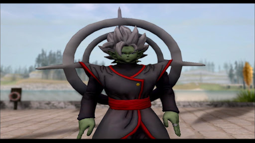Black Goku Mods San Andreas for PC