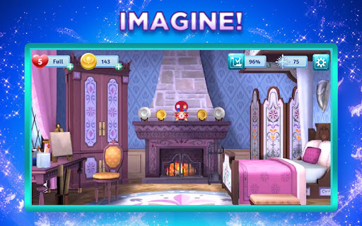 Disney Frozen Adventures: Customize the Kingdom apkmr screenshots 6