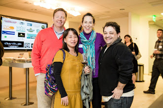 Photo: March 5, 2013: The San Diego alumni chapter met for Super First Tuesday at Real Office Centers in Downtown San Diego where they enjoyed a live flamenco performanc e along with wines, beers and hors d'oeuvres from local vendors.