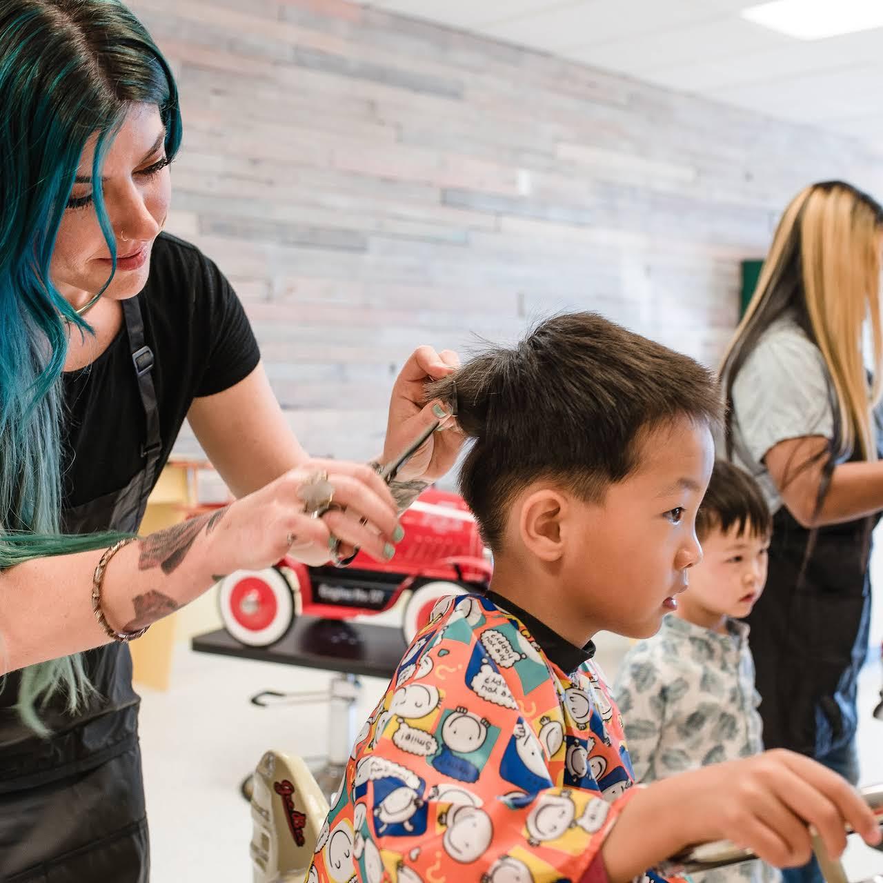 Cookie Cutters Haircuts For Kids Hair Salon In Manhattan Beach