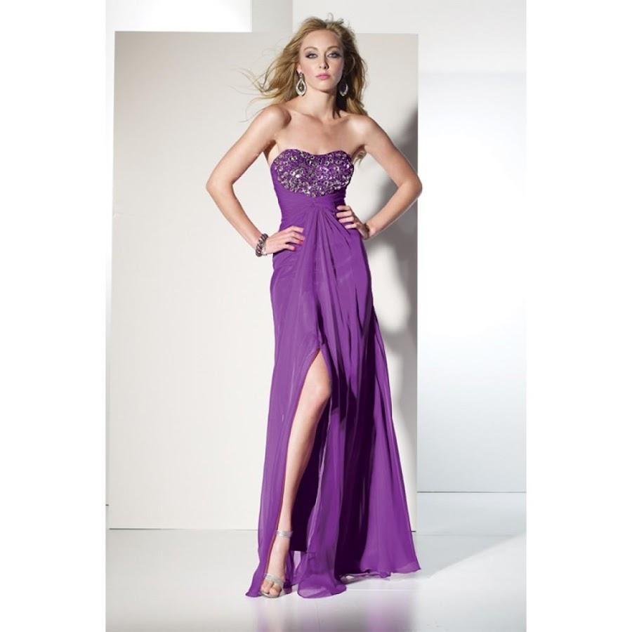 The dress designs - Formal Gowns Dress Designs Screenshot