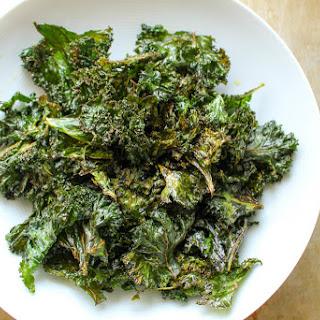 No Fail Kale Chips