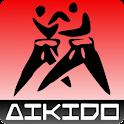 Aikido training icon