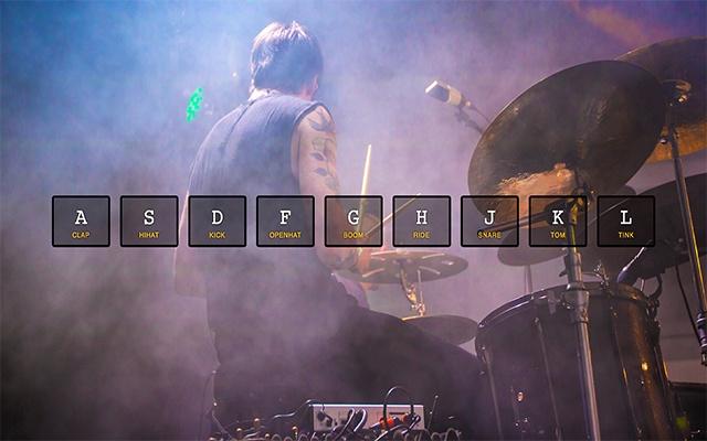 JS Drum Kit