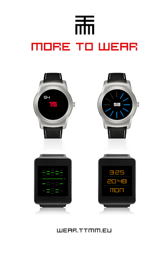 RIGHTTMM - Wear watch face image | 7