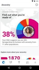 23andMe - DNA Testing : Health & Ancestry 5.57.1