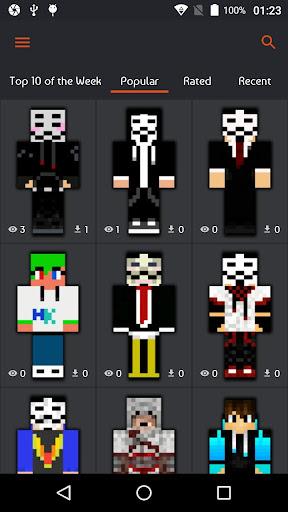 Download Hacker Skins For Minecraft Pe Free For Android Hacker Skins For Minecraft Pe Apk Download Steprimo Com