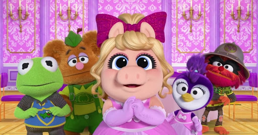 After apologizing for 'offensive' old episodes, 'Muppets' proudly introduces transgender princess